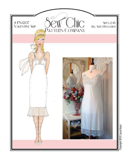 Sew Chic Style #LN1207