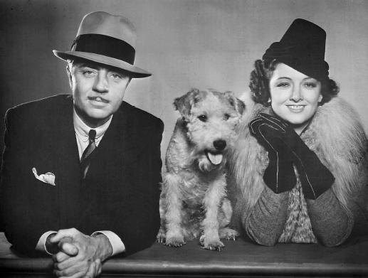 The Thin Man: William Powell, Asta and Myrna Loy