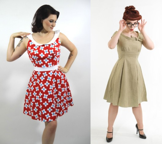 The Ruby Dress & The Beverly Dress