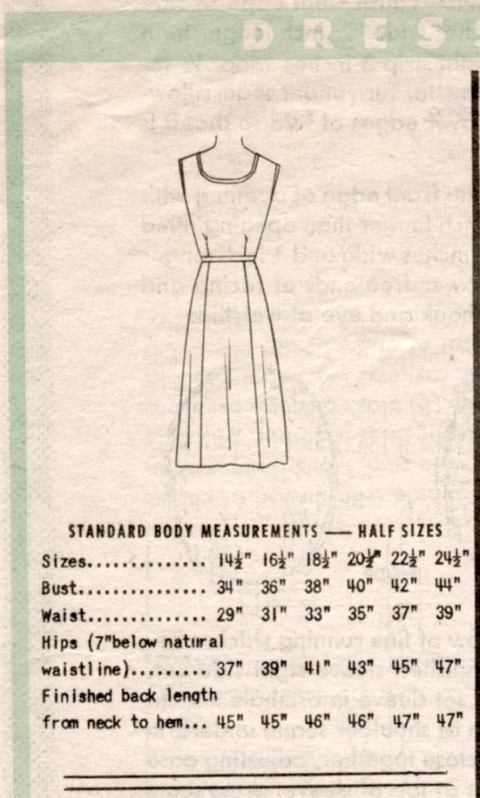 Marian Martin 9230 instruction sheet