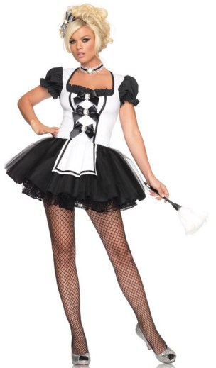French maid 3