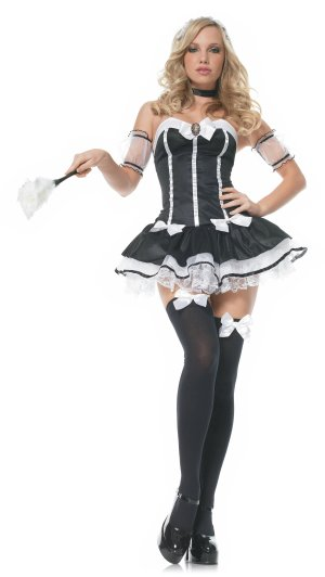 French maid 4