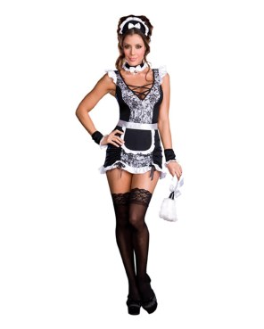 French maid 5