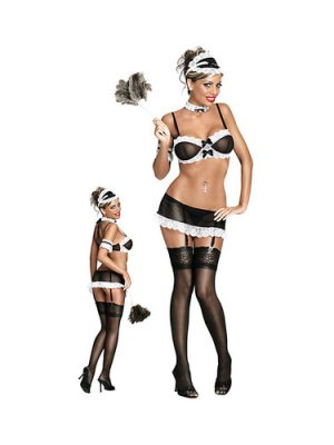 French maid 7