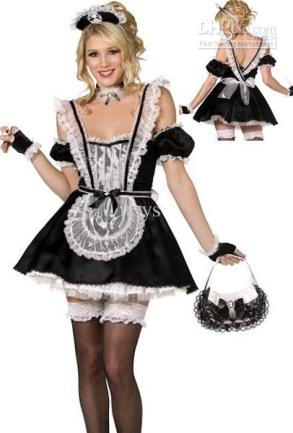 French maid 8