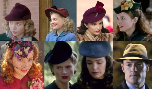 Bombgirls hats