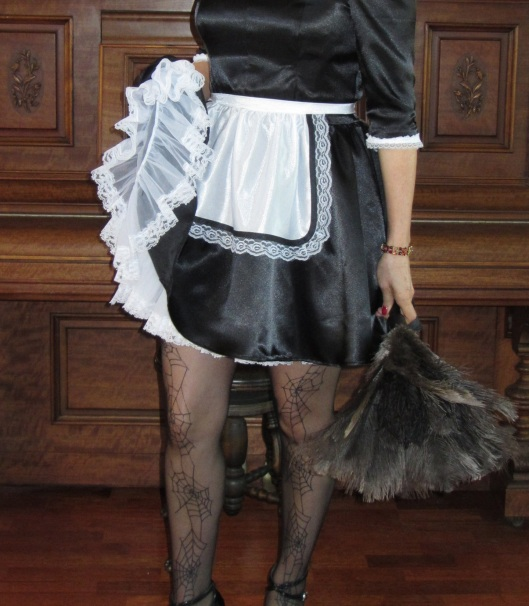 French Maid pettislip
