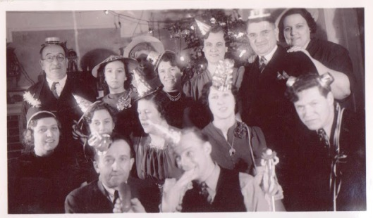 New Years Eve 1939