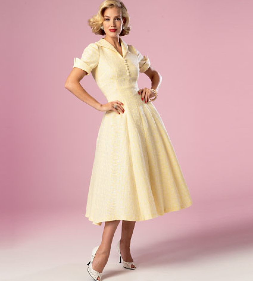 Butterick\'s New Retro Patterns for Spring 2014 | Divine Stitches