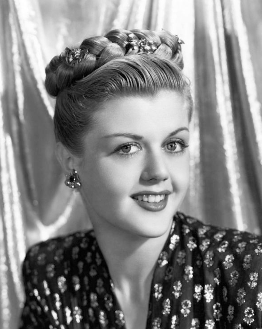 Angela Lansbury Hairstyles Divine Stitches