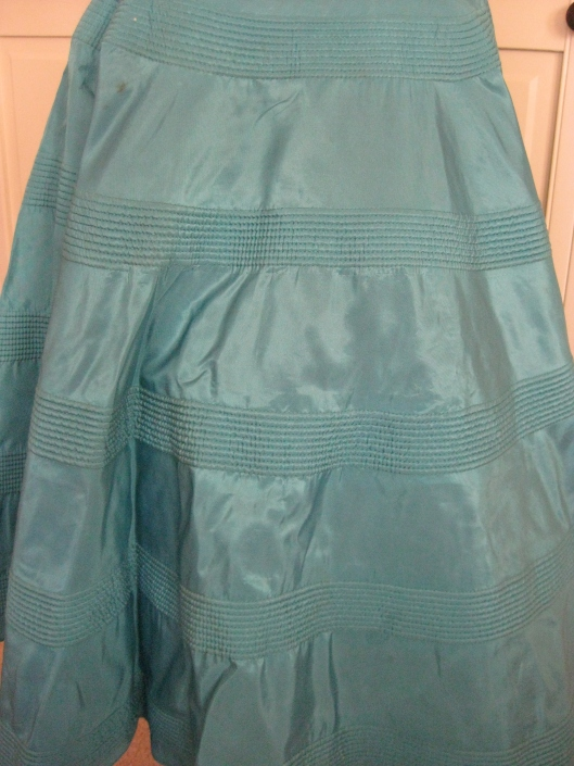 1950 Turquoise dress 03
