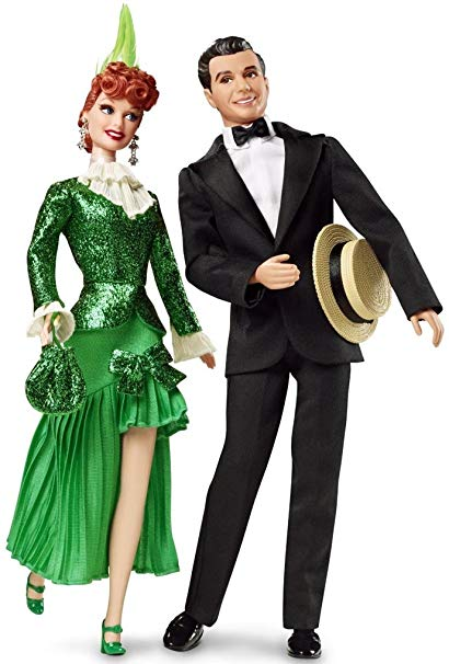 Lucy Desi cuban pete dolls